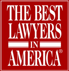 Alan Olson, Best Lawyers Award