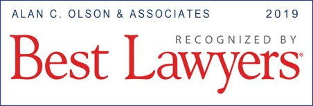 Alan Olson Best Lawyers Award